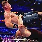 John Cena and Brock Lesnar in WWE SummerSlam (2021)