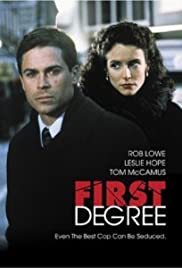 First Degree Poster