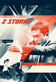 Z Storm Poster