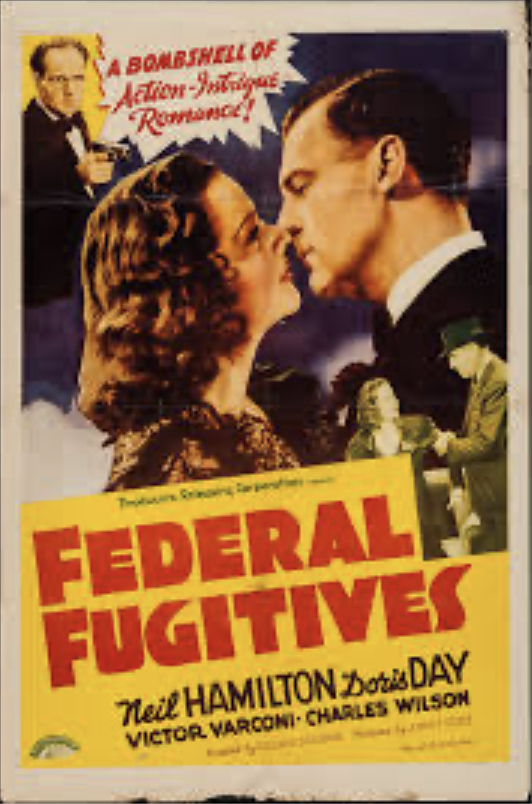 Federal Fugitives (1941)