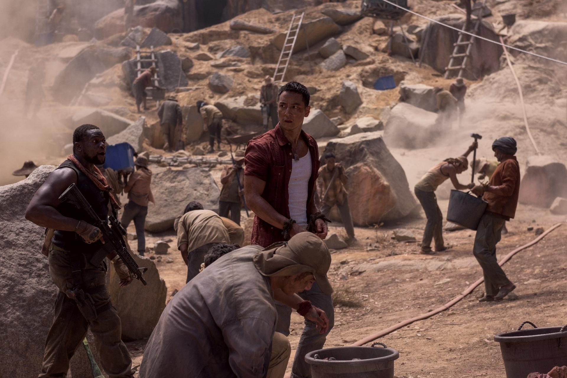 Daniel Wu in Tomb Raider (2018)