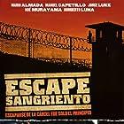 Mario Almada and Manuel Capetillo hijo in Escape sangriento (1985)