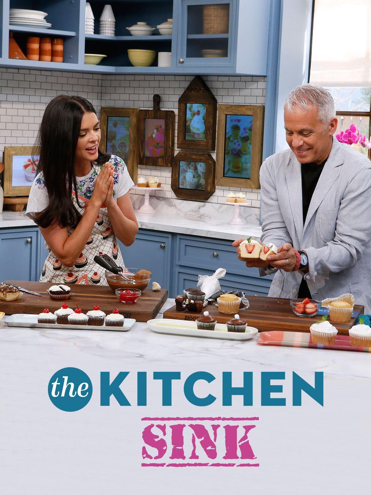 The Kitchen Sink Tv Series 2016 Imdb