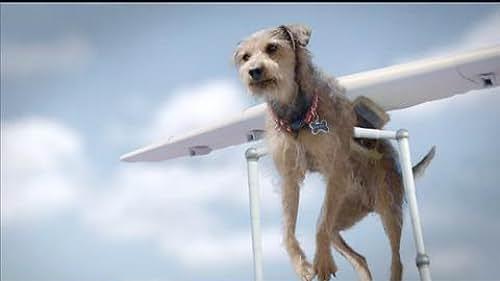 Trailer for Robo-Dog: Airborne