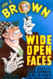 Wide Open Faces Poster