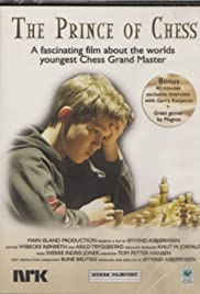 The Prince of Chess Poster