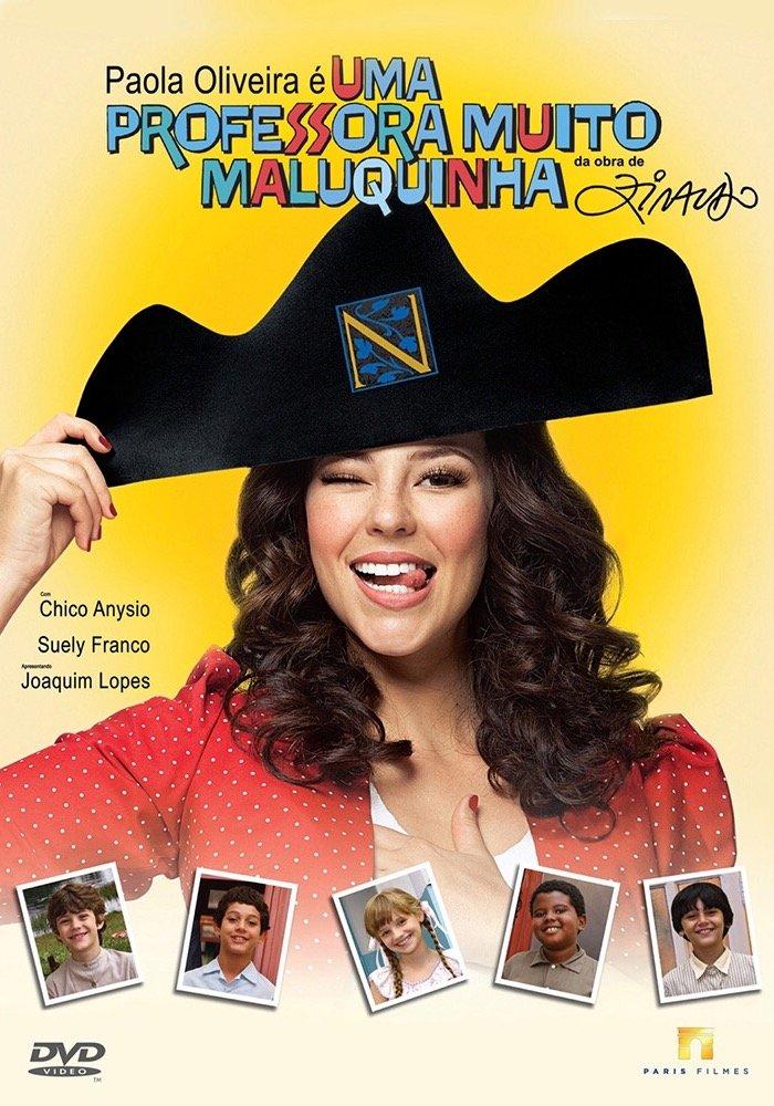 Uma Professora Muito Maluquinha [Nac] – IMDB 6.7