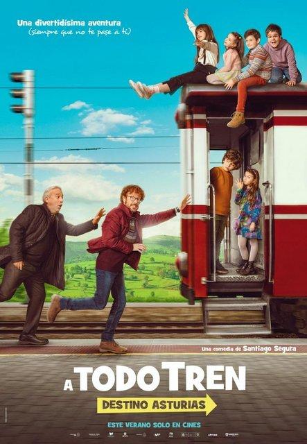 A Todo Tren Destino Asturias 2021 Imdb