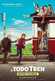 ¡A todo tren! Destino Asturias (2021)