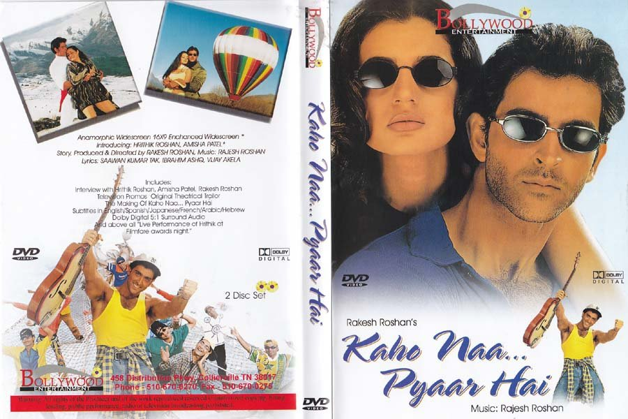 kaho naa pyaar hai full hd video songs free download