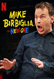 Mike Birbiglia: The New One Poster