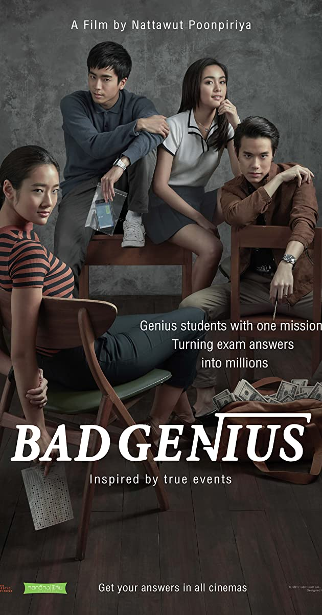 Subtitle of Bad Genius
