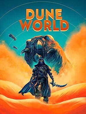 Dune World Poster