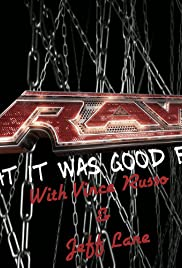 RAW: What It Was Good For Poster
