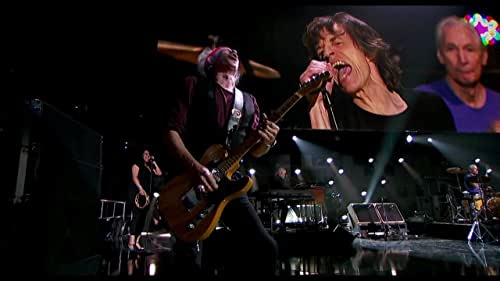 A behind-the-scenes look at the televised benefit concert to raise relief funds for victims of Hurricane Sandy in 2012.