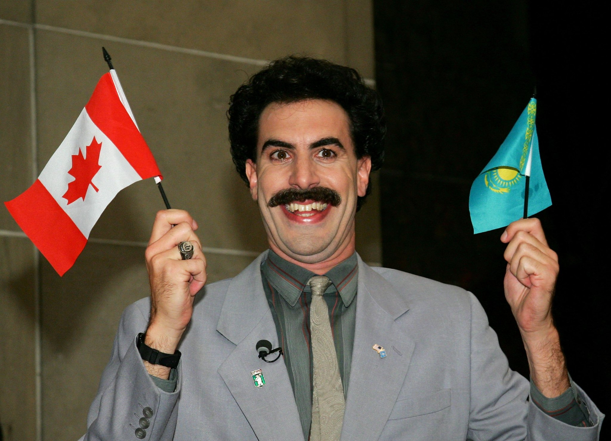 Borat Cultural Learnings Of America For Make Benefit Glorious Nation Of Kazakhstan 2006