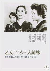 Divx hd movie downloads Otome-gokoro - Sannin-shimai Japan [mts]