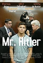 Mr. Hitler Poster