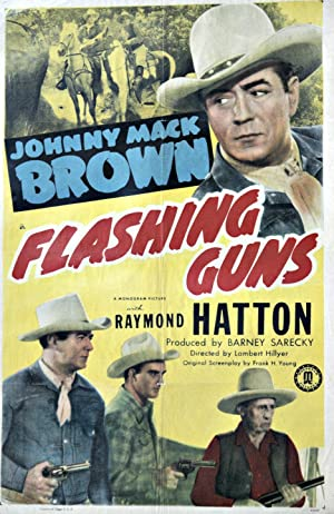 Lambert Hillyer Flashing Guns Movie