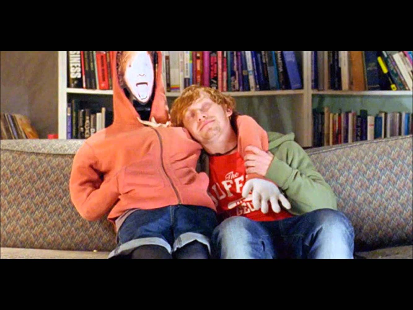 Beautiful Rupert Grint And Ed Sheeran In Ed Sheeran: Lego House (2011)