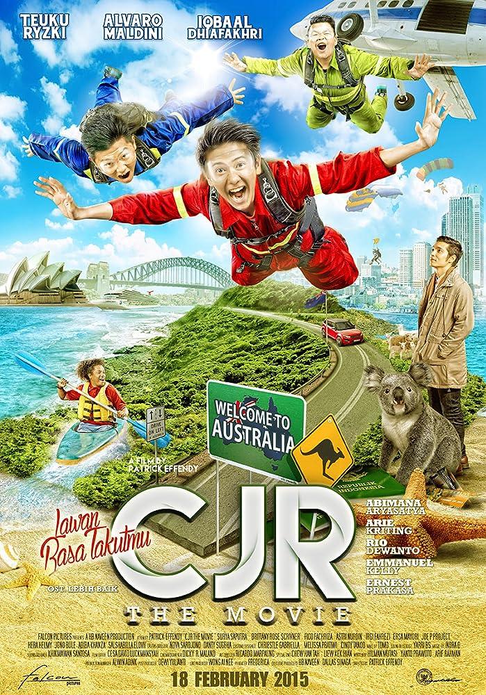 CJR The Movie: Lawan Rasa Takutmu (2015)