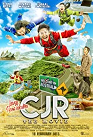 CJR the Movie: Lawan Rasa Takutmu Poster