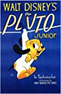 Pluto Junior (1942) Poster