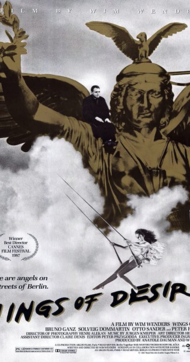 Subtitle of Wings of Desire