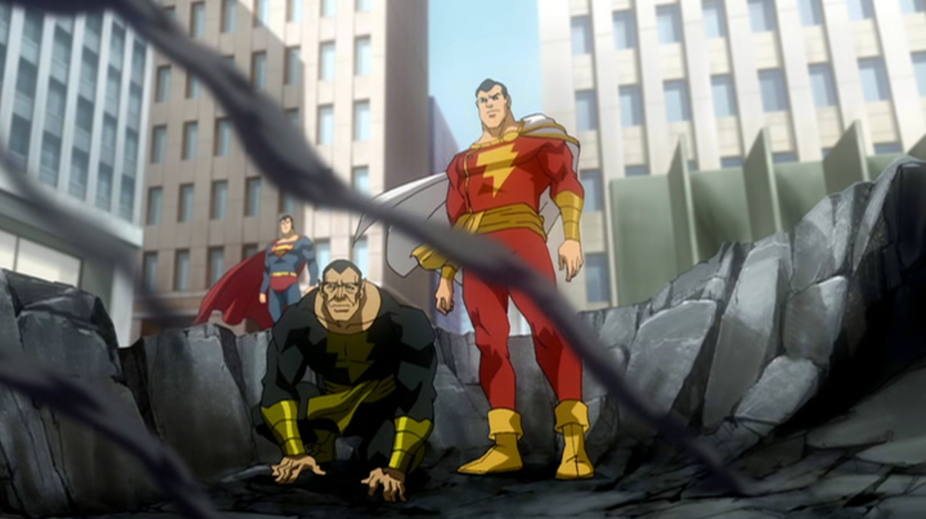 Superman/Shazam!: The Return of Black Adam (Video 2010) - Photo Gallery -  IMDb