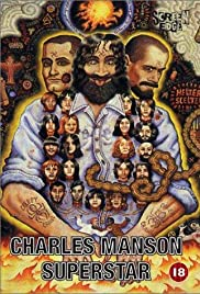 Charles Manson Superstar (1989) Poster - Movie Forum, Cast, Reviews