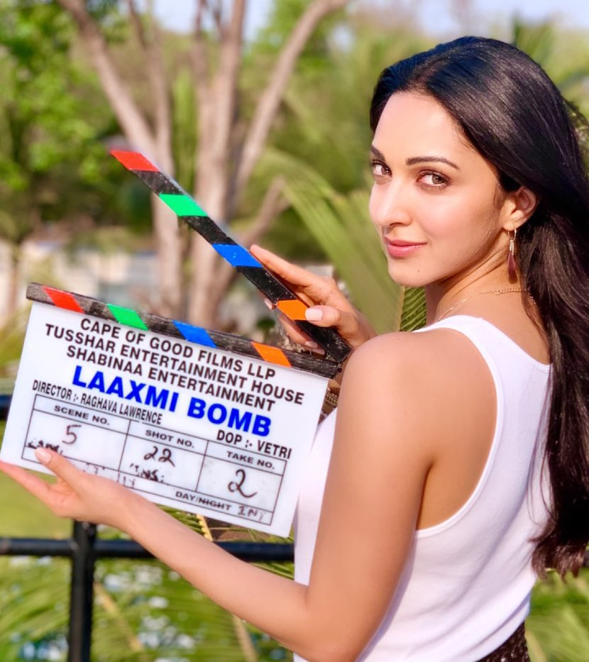 Kiara Advani in Laxmmi Bomb (2020)