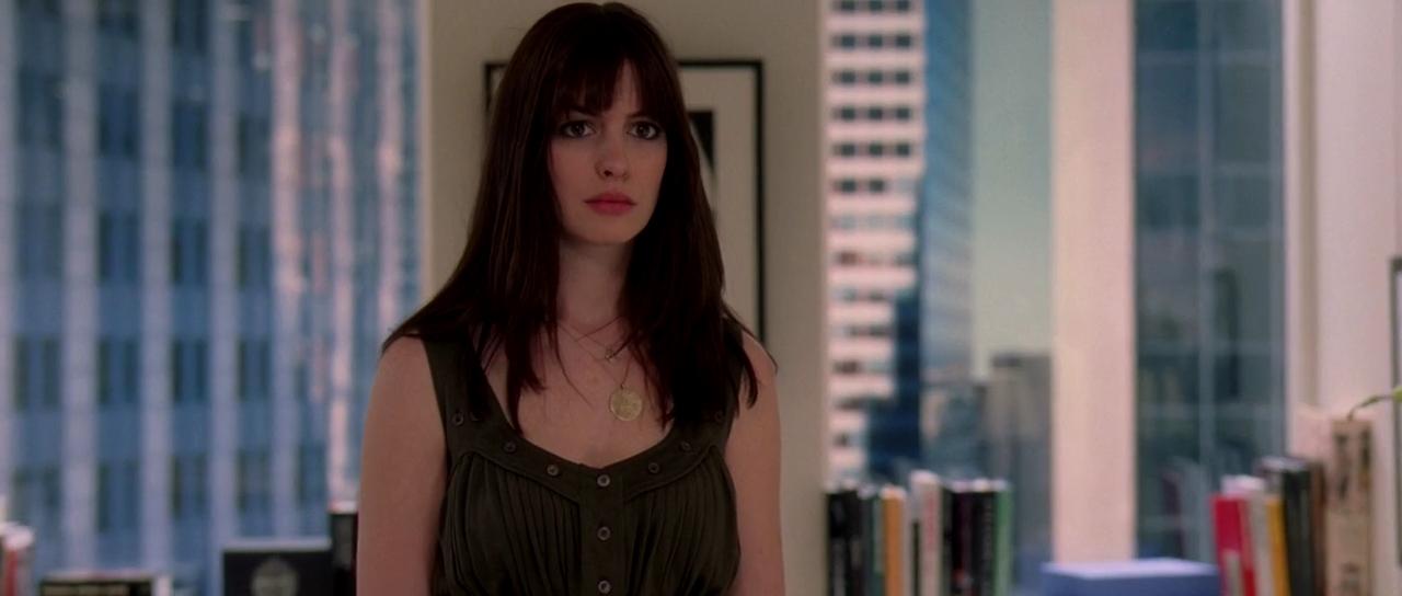 Anne Hathaway in The Devil Wears Prada (2006)
