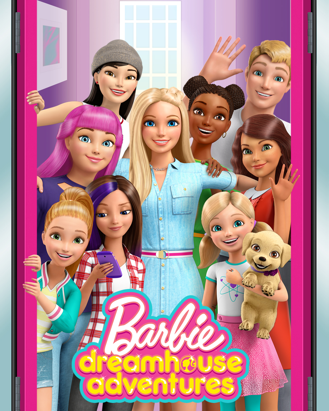 فيلم barbie the princess and the popstar 2012 مترجم
