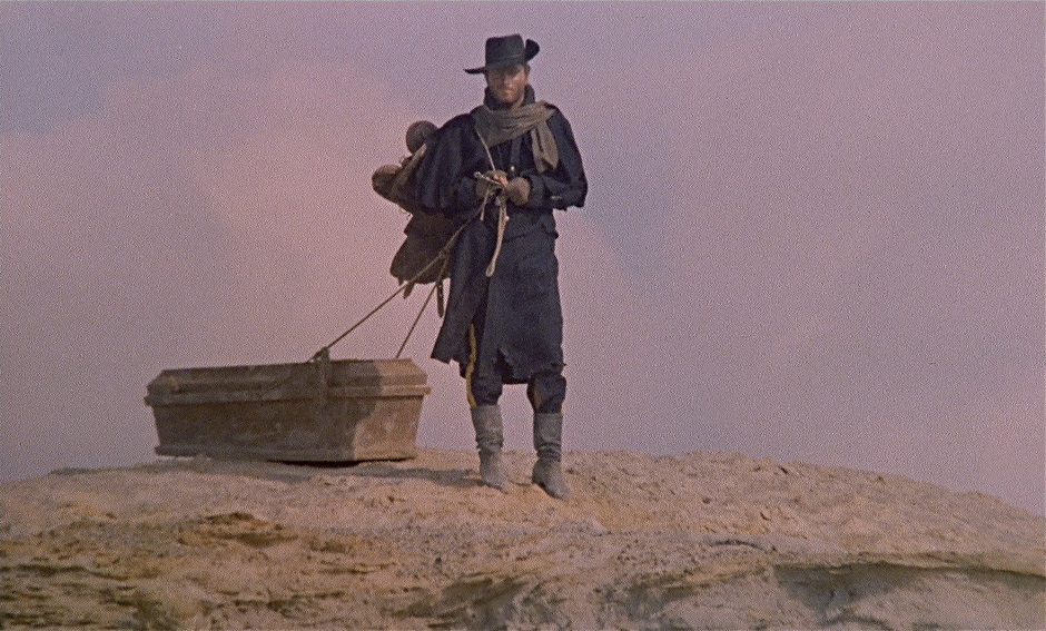 Franco Nero in Django (1966)