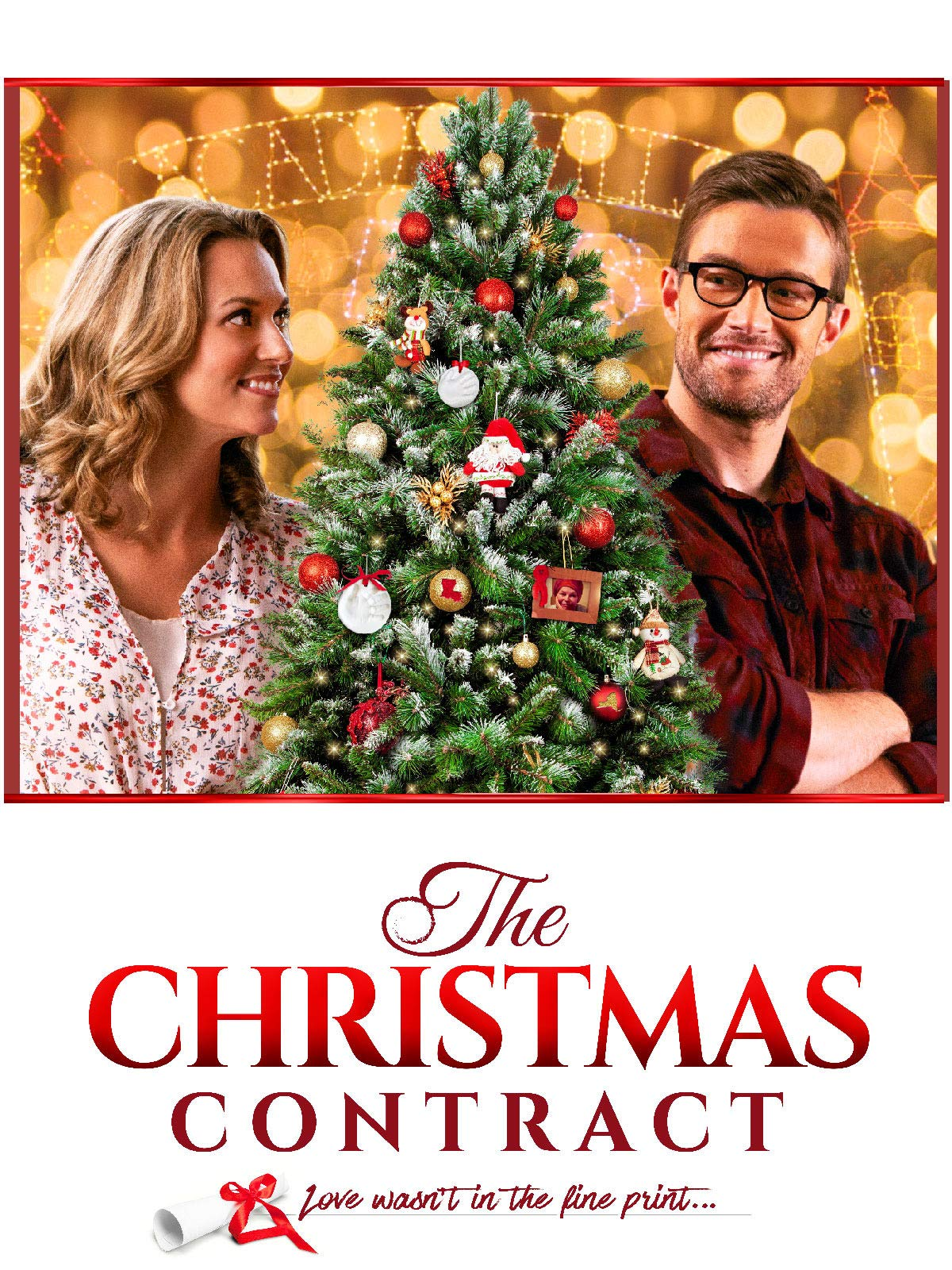 The Christmas Contract 2021 Cast