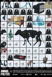 Animal político Poster