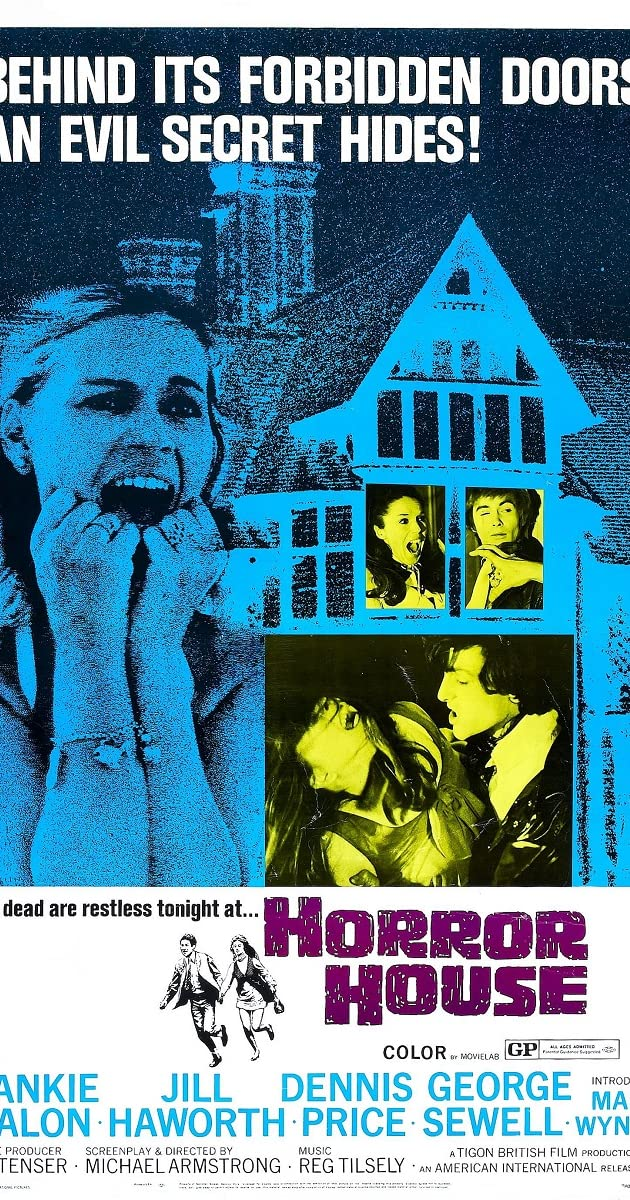 Horror House (1969) - IMDb on haunted house mobile al, christmas mobile al, top 20 biggest house in al, theodore high school mobile al, boykin mobile al,