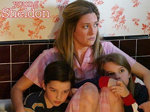 Joven Sheldon 1×18 – Una madre, un niño y el trasero de un hombre azul