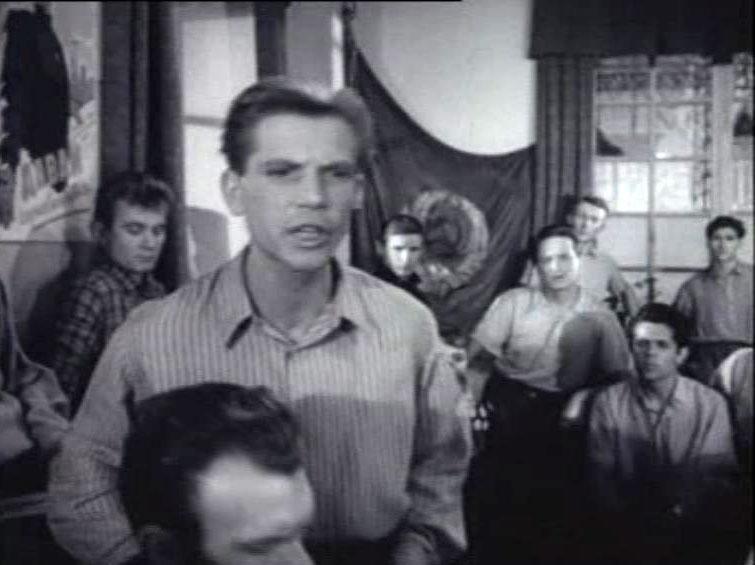 Vladimir Seleznyov in Nepoddayushchiyesya (1959)