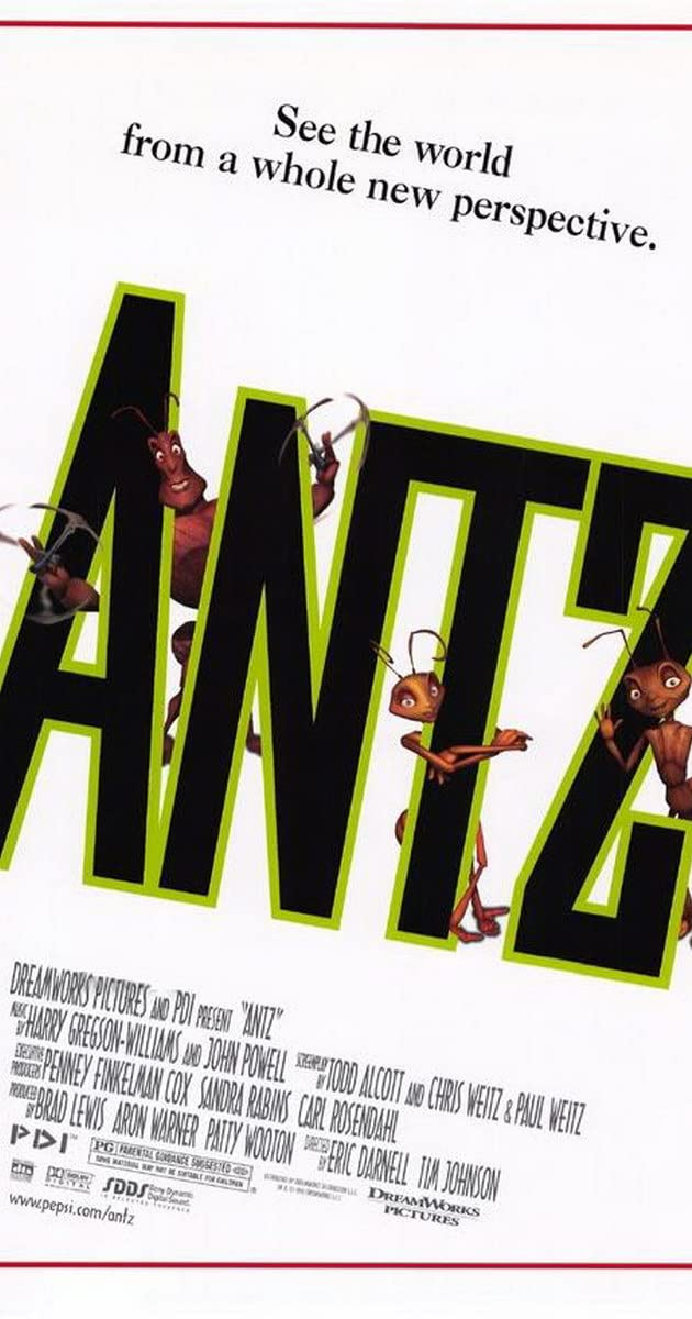 Subtitle of Antz