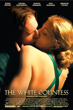 poster La contessa bianca