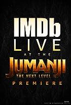 IMDb LIVE at the Jumanji: The Next Level Premiere