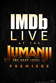 IMDb LIVE at the Jumanji: The Next Level Premiere Poster