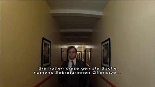 The Americans: Perfecting The Art Of Espionage (German Subtitled)