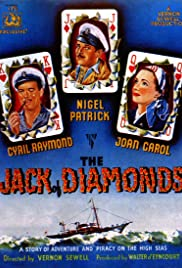 The Jack of Diamonds Poster
