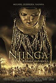 Njinga Rainha de Angola Poster