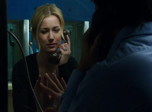 Emily VanCamp and Josh Bowman in Revenge (2011)