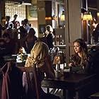 Candice King and Nina Dobrev in The Vampire Diaries (2009)