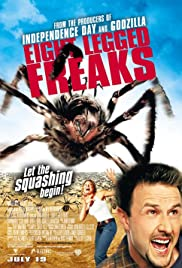 Eight Legged Freaks (2002) 1080p