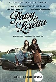 Megan Hilty and Jessie Mueller in Patsy & Loretta (2019)